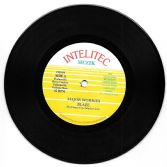 Major Worries - Blaze (Red Seam Cop dubplate mix) / dub (Intelitec Muzik) 7""
